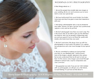 Page 3 - Wedding Info