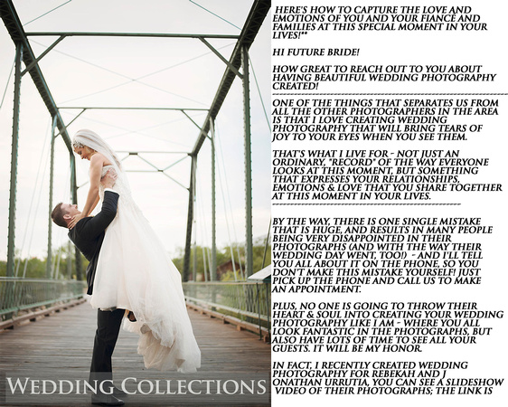 Wedding Page 1